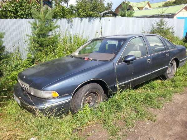 Chevrolet Caprice, 1993 год, 100 000 руб.