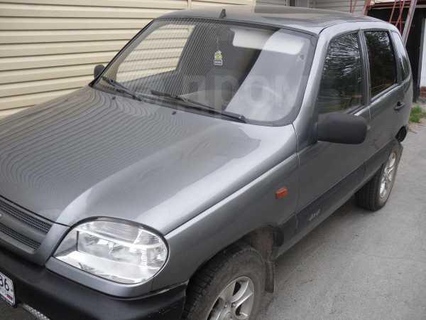 Chevrolet Niva, 2005 год, 150 000 руб.