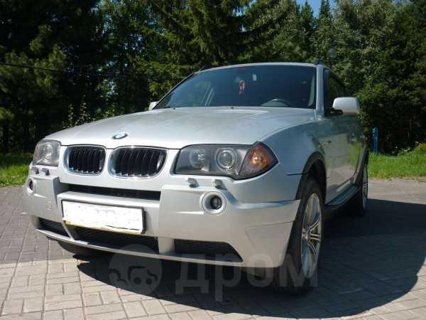 BMW X3, 2004 год, 670 000 руб.