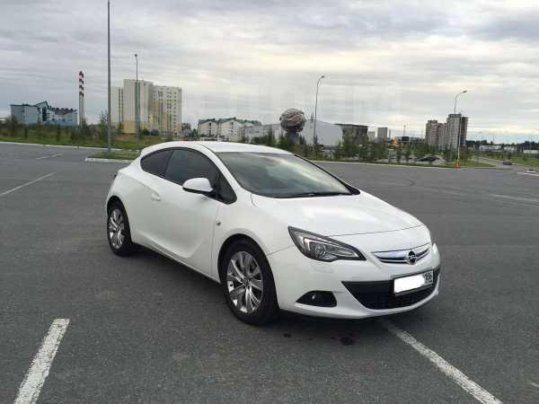 Opel Astra GTC, 2012 год, 710 000 руб.