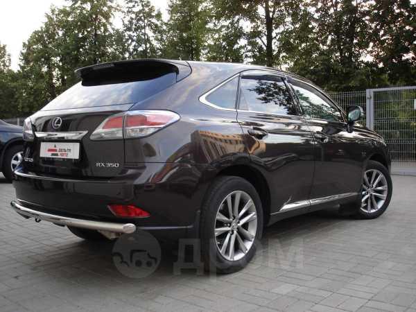 Lexus RX350, 2013 год, 2 150 000 руб.