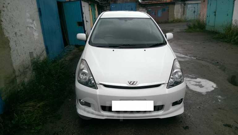 Toyota Wish, 2004 год, 430 000 руб.