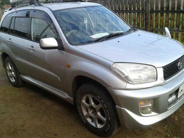 Toyota RAV4, 2000 год, 420 000 руб.