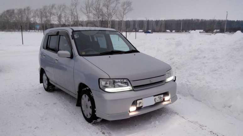 Nissan Cube, 2001 год, 170 000 руб.