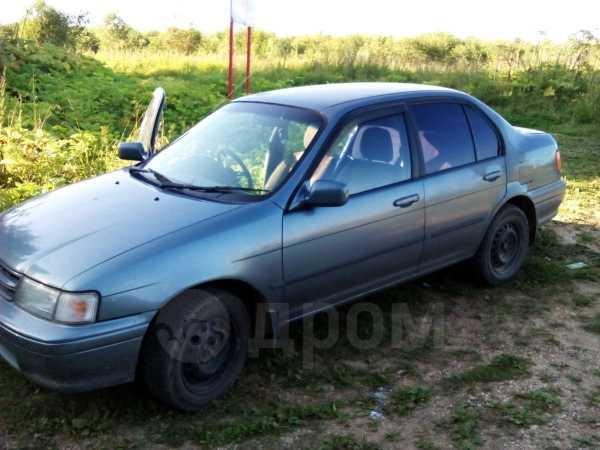Toyota Tercel, 1991 год, 55 000 руб.