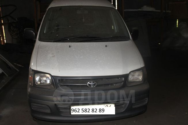 Toyota Town Ace, 2001 год, 305 000 руб.