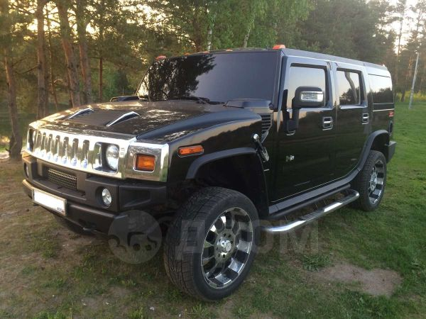 Hummer H2, 2004 год, 1 030 000 руб.