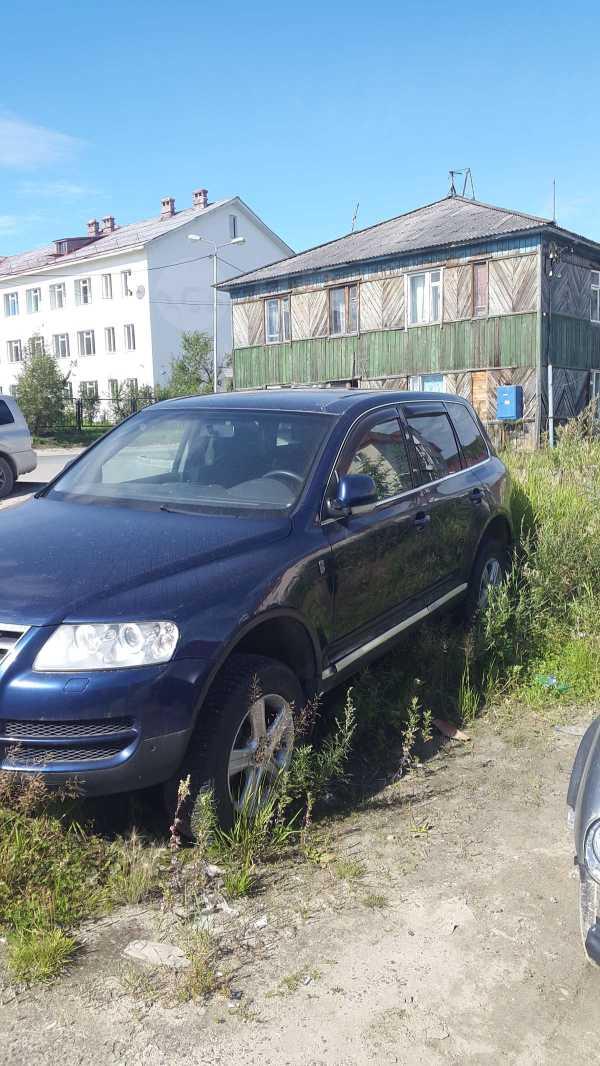 Volkswagen Touareg, 2006 год, 350 000 руб.
