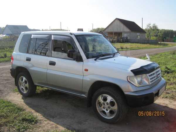 Mitsubishi Pajero iO, 1998 год, 285 000 руб.