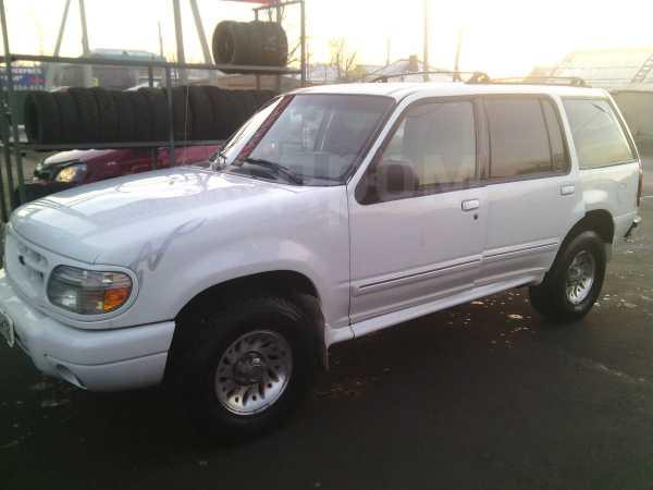 Ford Explorer, 2000 год, 435 000 руб.