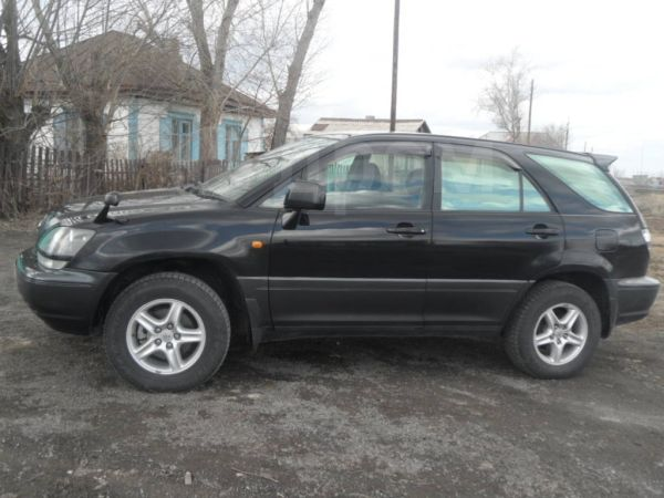 Toyota Harrier, 2000 год, 494 999 руб.