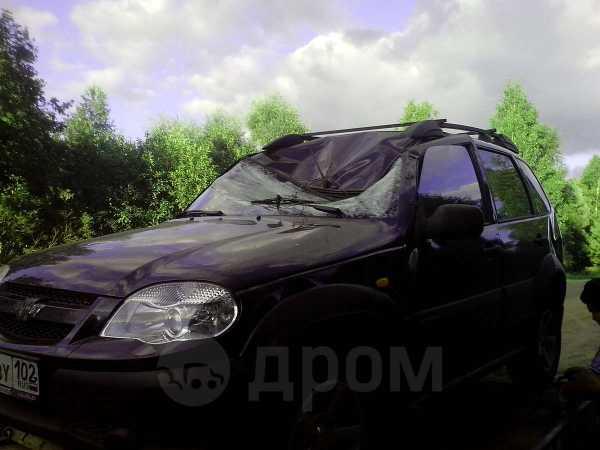 Chevrolet Niva, 2009 год, 135 000 руб.
