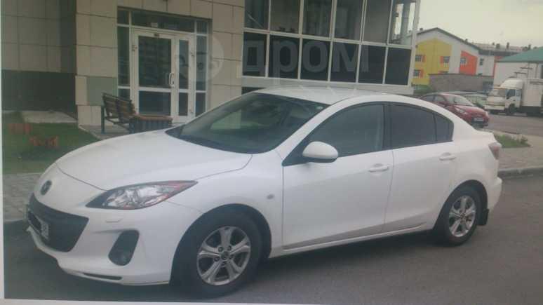 Mazda Mazda3, 2012 год, 635 000 руб.
