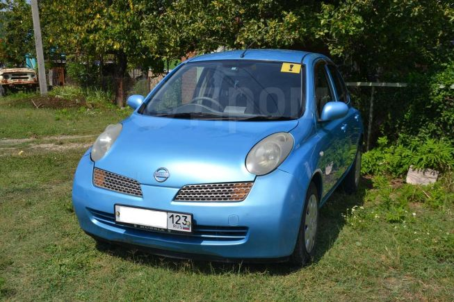 Nissan March, 2002 год, 199 000 руб.