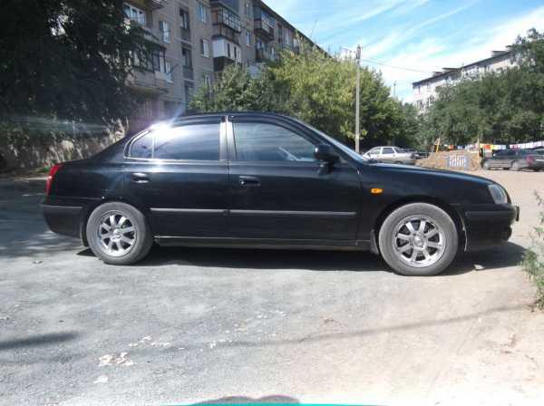Hyundai Elantra, 2004 год, 270 000 руб.