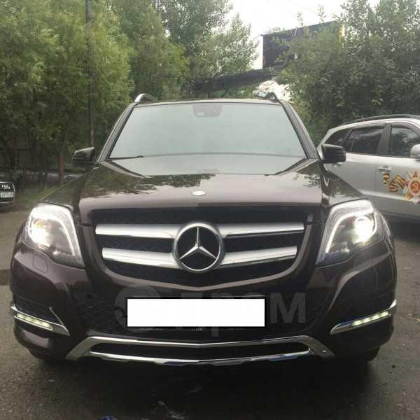 Mercedes-Benz GLK-Class, 2012 год, 1 480 000 руб.