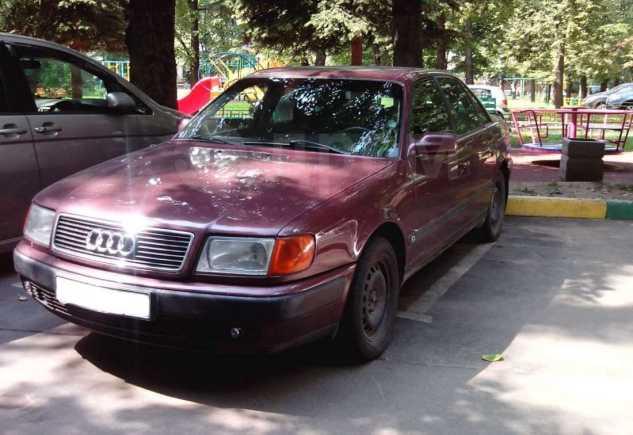 Audi 100, 1992 год, 110 000 руб.