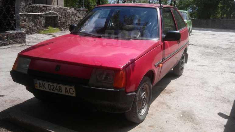 ЗАЗ Таврия, 1991 год, 80 000 руб.