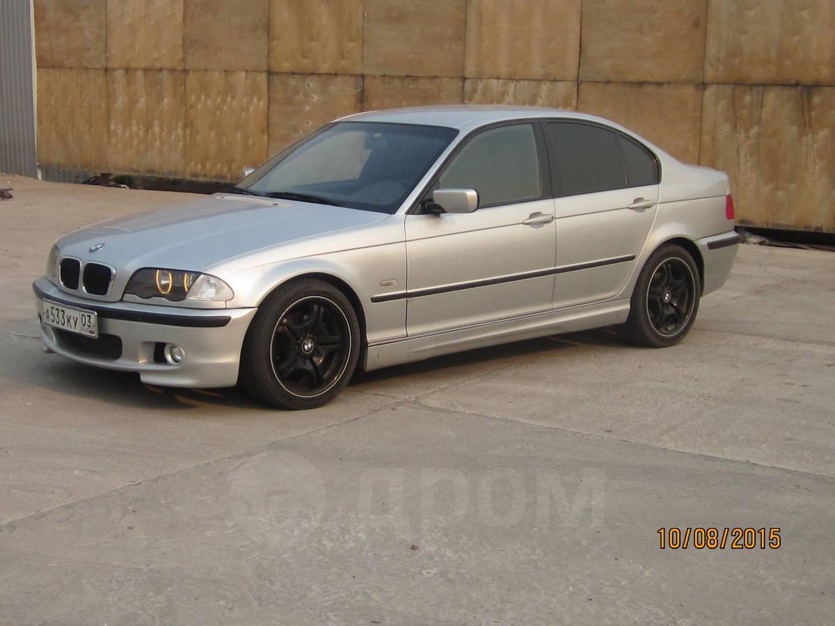 bmw 3 серии 2000 цены