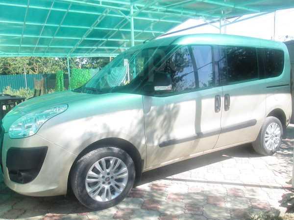 Fiat Doblo, 2013 год, 655 000 руб.