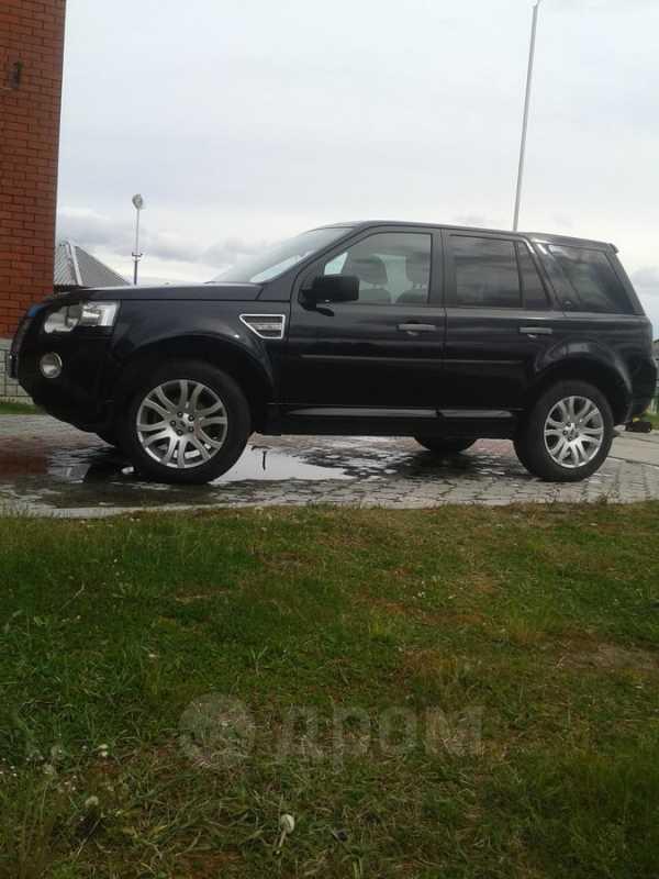 Land Rover Freelander, 2010 год, 1 000 000 руб.