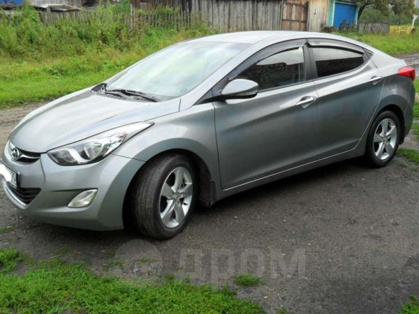 Hyundai Avante, 2011 год, 659 000 руб.
