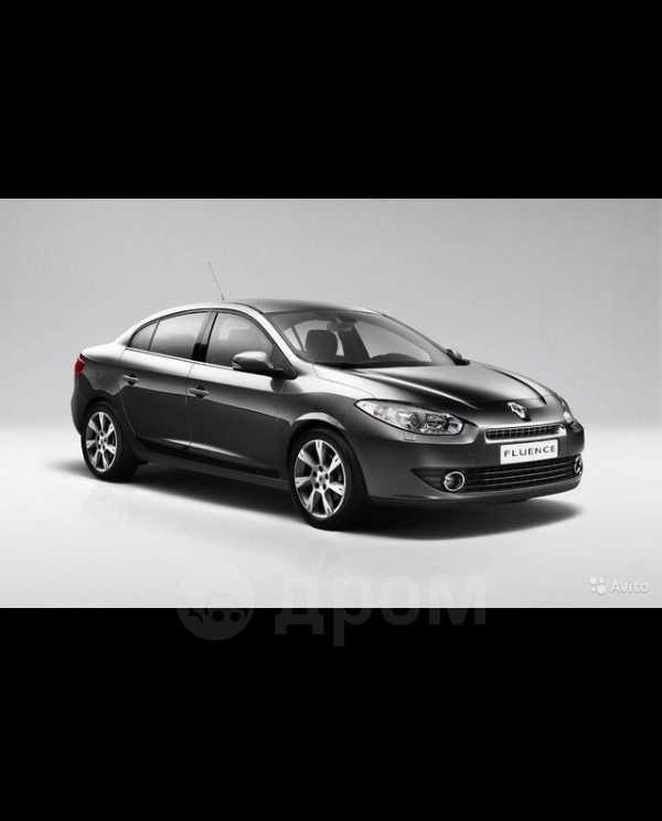 Renault Fluence, 2012 год, 560 000 руб.