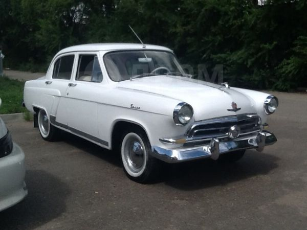 ГАЗ 21 Волга, 1958 год, 1 200 000 руб.