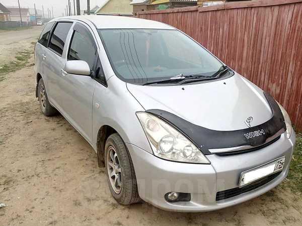 Toyota Wish, 2003 год, 380 000 руб.