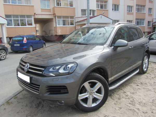 Volkswagen Touareg, 2011 год, 1 650 000 руб.