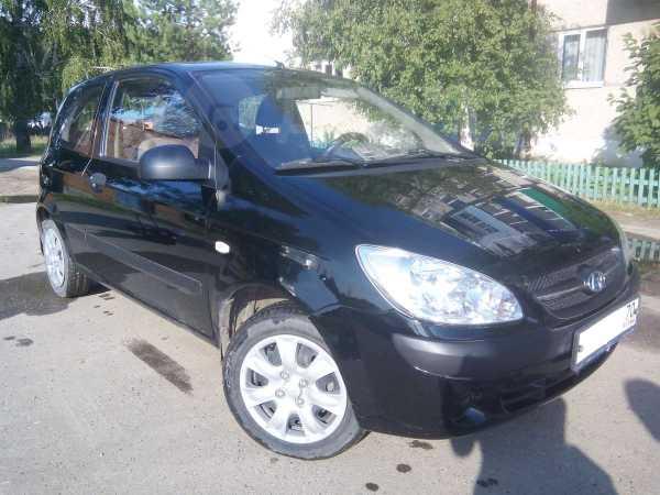 Hyundai Getz, 2010 год, 330 000 руб.