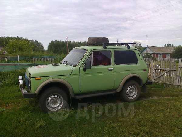 Лада 4x4 2121 Нива, 1984 год, 130 000 руб.