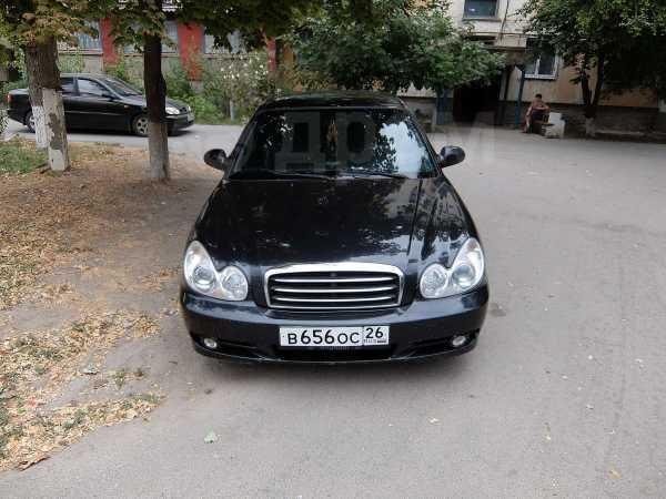 Hyundai Sonata, 2008 год, 420 000 руб.