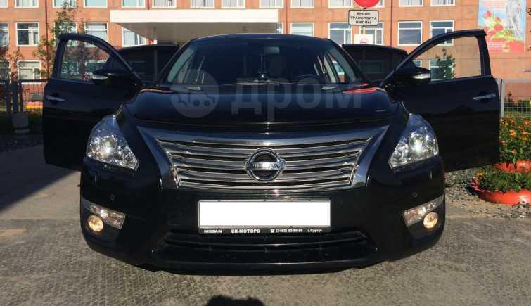 Nissan Teana, 2014 год, 1 350 000 руб.