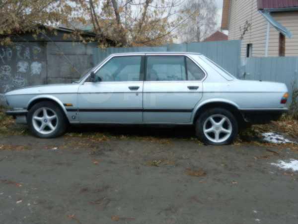 BMW 5-Series, 1981 год, 25 000 руб.