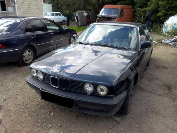 BMW 5-Series, 1989 год, 65 000 руб.