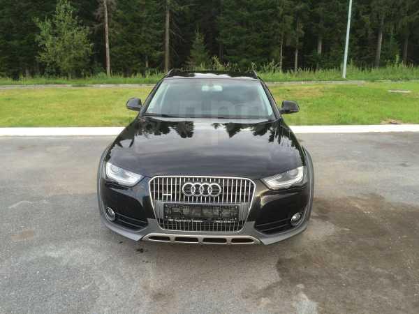 Audi A4 allroad quattro, 2012 год, 1 250 000 руб.