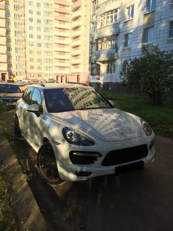 Porsche Cayenne, 2012 год, 4 002 000 руб.
