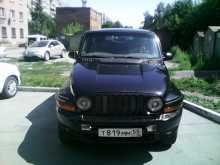 Новосибирск Korando 2002