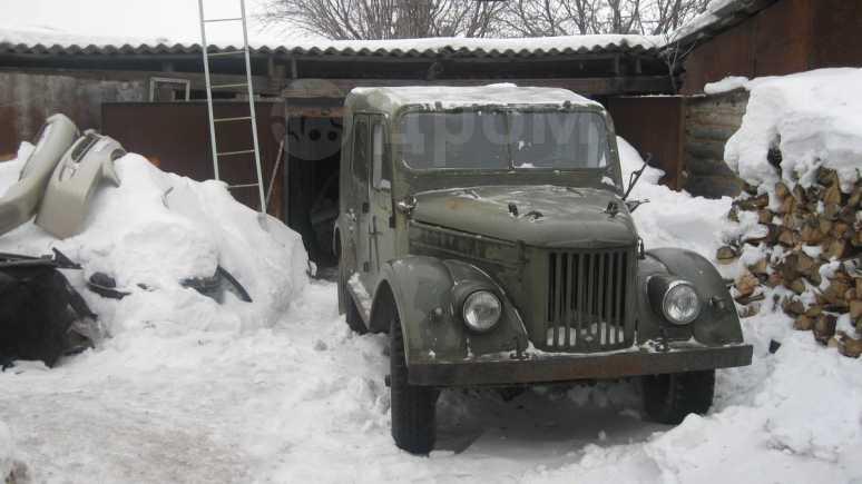 ГАЗ 69, 1954 год, 40 000 руб.