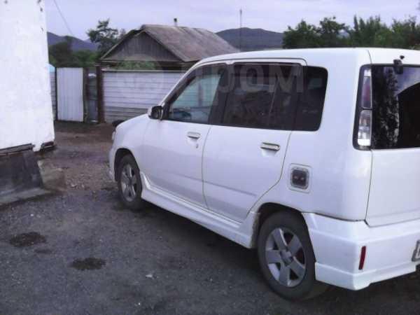Nissan Cube, 2001 год, 130 000 руб.