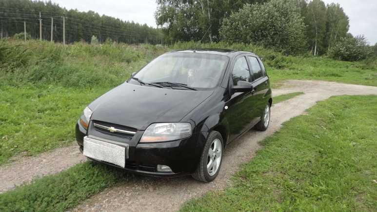 Chevrolet Aveo, 2006 год, 295 000 руб.
