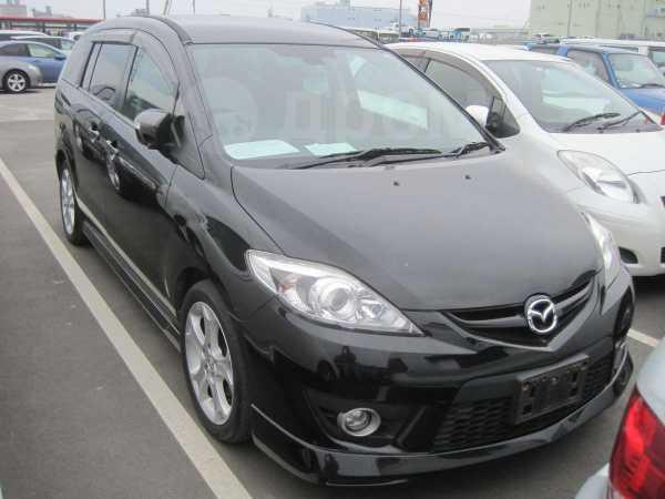 Mazda Premacy, 2008 год, 515 000 руб.