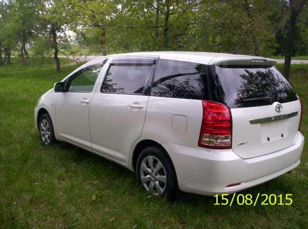 Toyota Wish, 2005 год, 480 000 руб.
