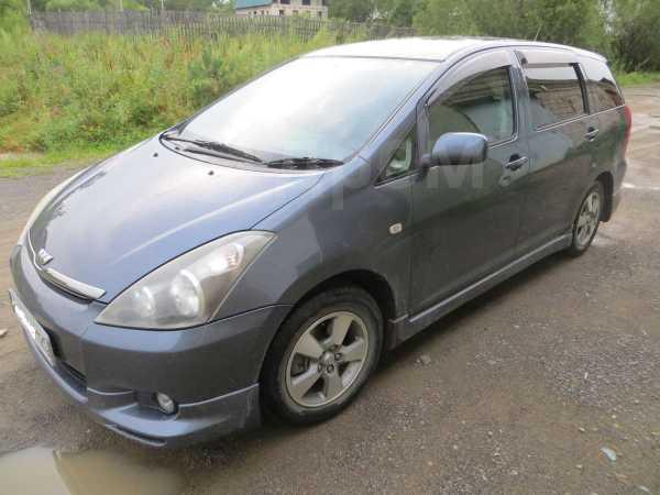 Toyota Wish, 2005 год, 420 000 руб.