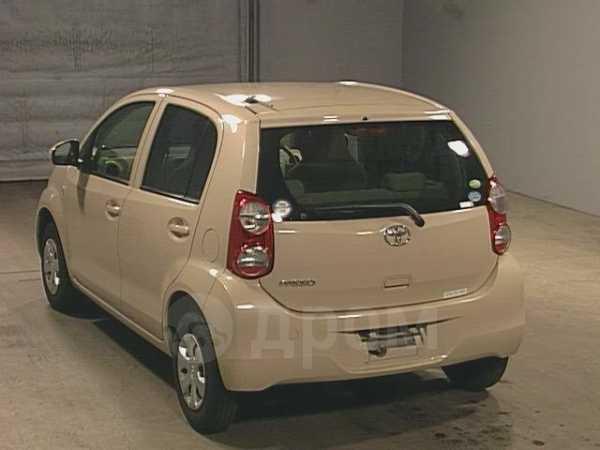 Toyota Passo, 2010 год, 450 000 руб.