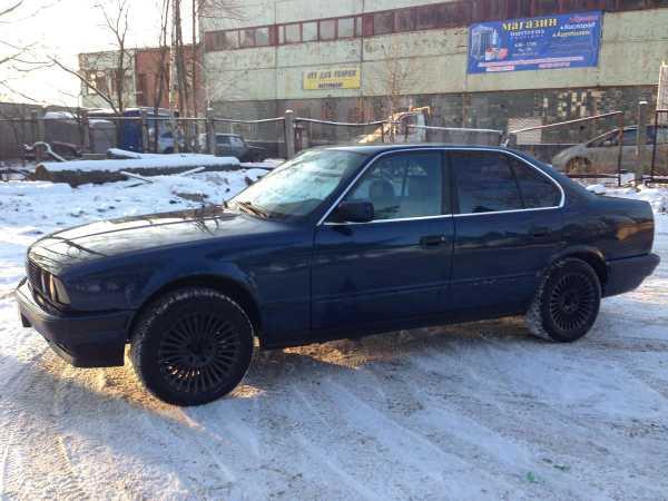 BMW 5-Series, 1993 год, 110 000 руб.
