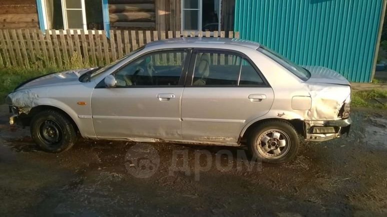 Ford Laser, 1999 год, 60 000 руб.