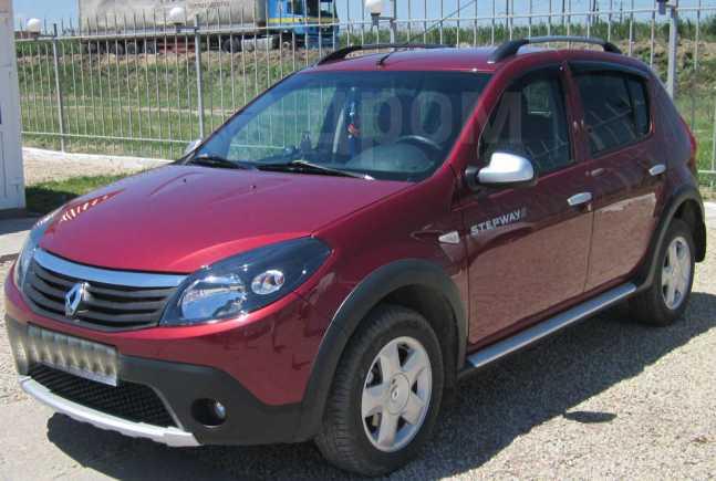 Renault Sandero Stepway, 2012 год, 520 000 руб.