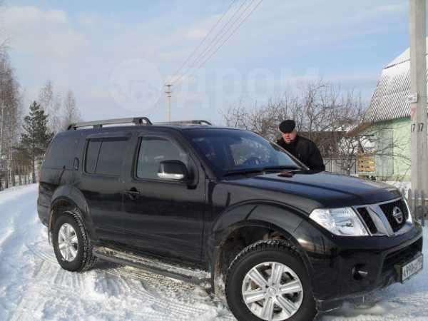 Nissan Pathfinder, 2011 год, 1 157 000 руб.
